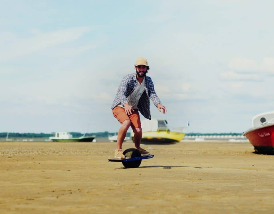 Ride On Experience Ecole Onewheel Lege Cap Ferret Bassin Arcachon