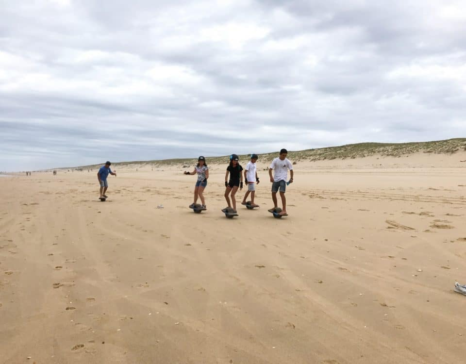 Ride On Experience - Session plage