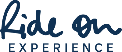 RIDE ON EXPERIENCE logo